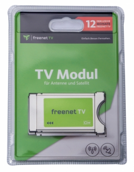 Freenet TV CI+ Modul inklusive 12 Monate freenet